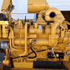 Alternative Side View of D10R Remanufactured for CAT 3412E Diesel Engine