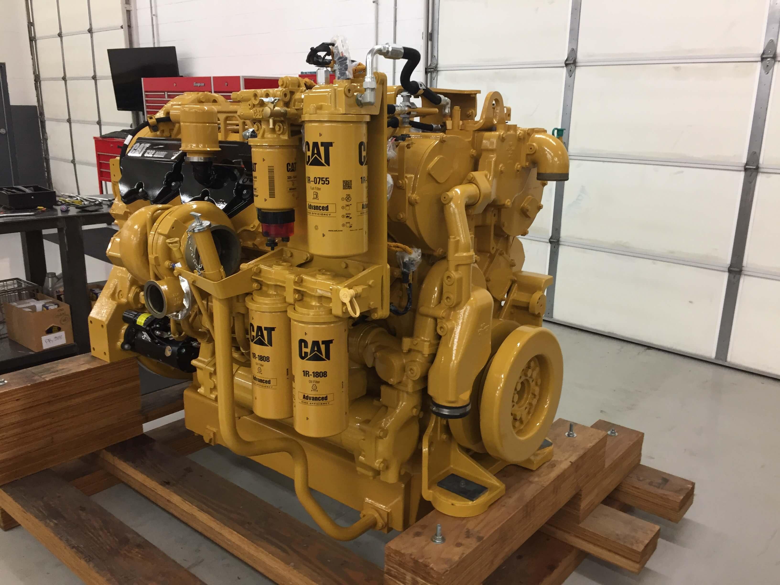 854K - Independent Rebuild Specialist