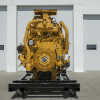 Front View of 739D Remanufactured 3516 CAT Engine